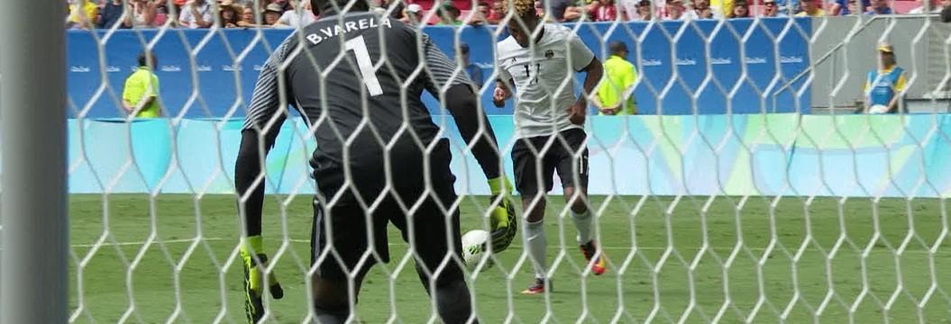 b7ad636510 Portugal x Alemanha - Jogos Olímpicos - Futebol masculino 2016-2016 ...