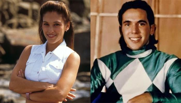 Kimberly e Tommy em 'Power Rangers' (Foto: Divulgação)