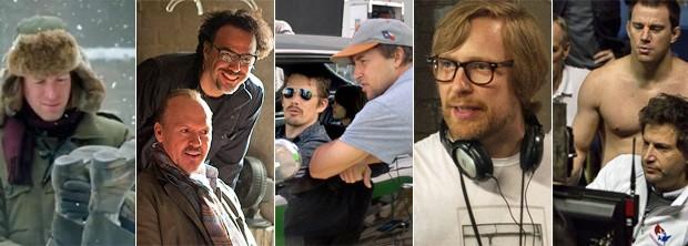 oscar 2015 diretores (Foto: reprodução/divulgação)