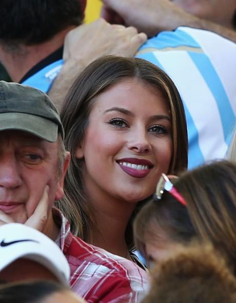 Montana Yorke, namorada de Andre Schuerrle, da Alemanha
