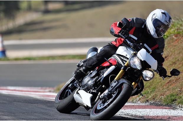 Triumph Speed Triple  (Foto: Divulgação)