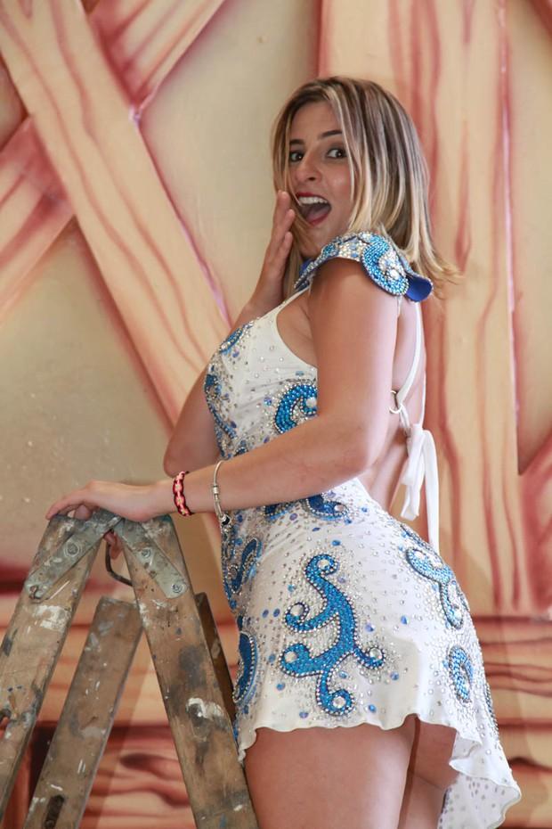 Vanessa Alcântara (Foto: Marcos RIbas/EGO)