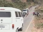 Estrada onde romeiros morreram atropelados não tem acostamento