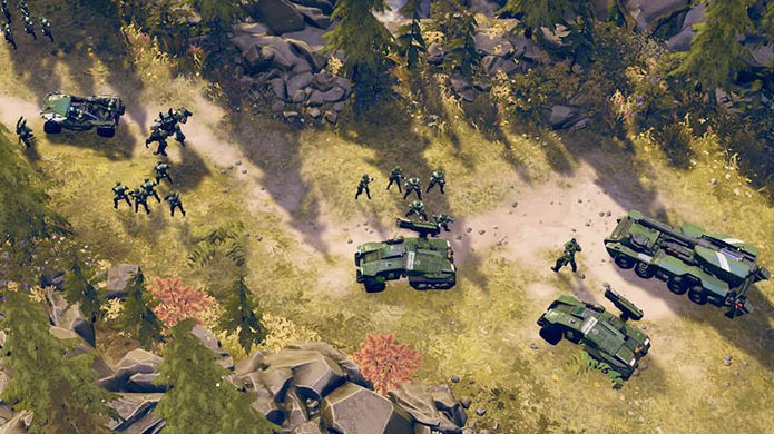 Halo Wars 2 conta uma história interessante para os fãs da série (Foto: Divulgação/Microsoft)