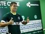 Apresentado, Ednei se diz pronto para estrear pelo Goiás diante do Tupi-MG