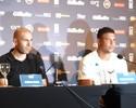Ronaldo e Zidane no Jogo Contra a Pobreza é destaque na tela do SporTV