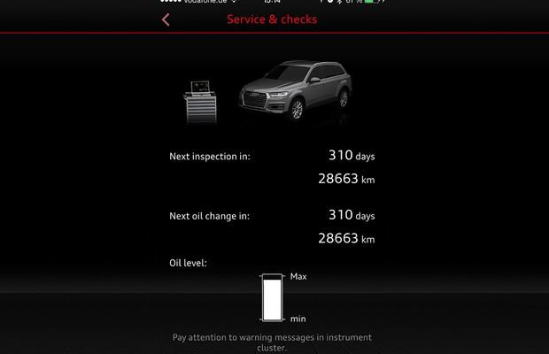 Audi atualiza sistema de conectividade com celulares (Foto: Divulgação)