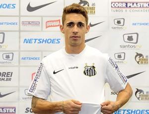 Neto Berola, Santos (Foto: Ivan Storti/Santos FC)