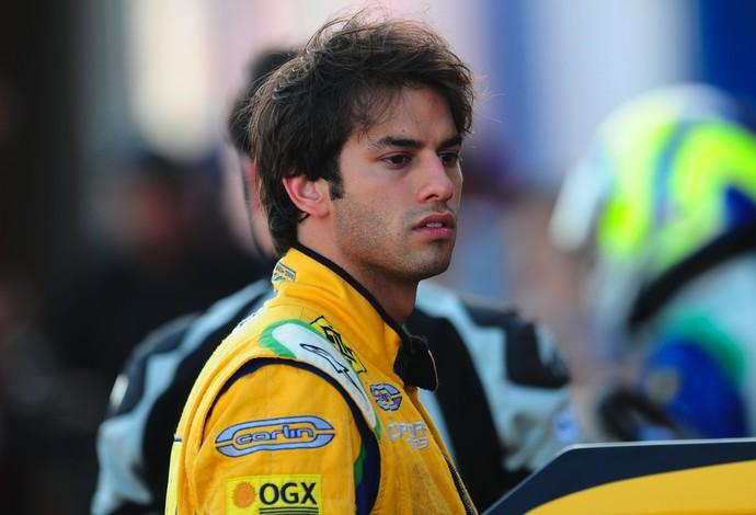 Destaque na GP2, Felipe Nasr também tem presença confirmada no Kart das Estrelas (Foto: Duda Bairros / Divulgação)