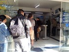 Com a greve dos bancários, casas lotéricas têm movimentação intensa