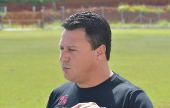 Presidente do Ecus espera anunciar novo treinador na partida de sábado