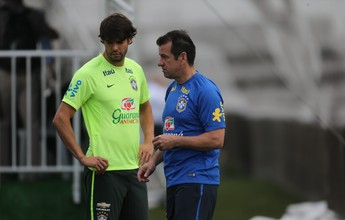 Destino: nove anos depois, Kaká e Dunga se encontram na Copa América