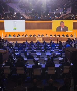 Congresso do Comitê Olímpico Internacional (COI), (Foto: Divulgação/COI)