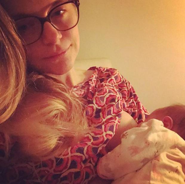 Vitória Frate e Carolina (Foto: Reprodução/Instagram)
