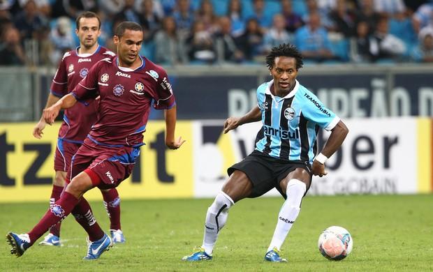 Zé Roberto elogiou atuação do Grêmio contra o Caxias (Foto: Lucas Uebel/Grêmio FBPA)