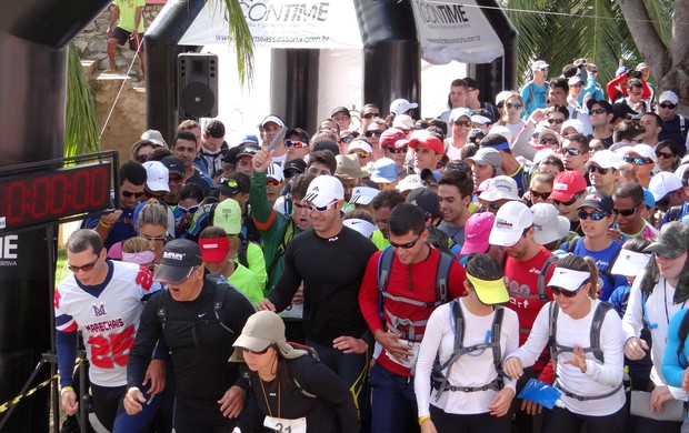 Trekking AL (Foto: Viviane Leão/GLOBOESPORTE.COM)