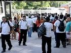 Paralisação de motoristas fecha terminal por 3 horas em Macaé, RJ