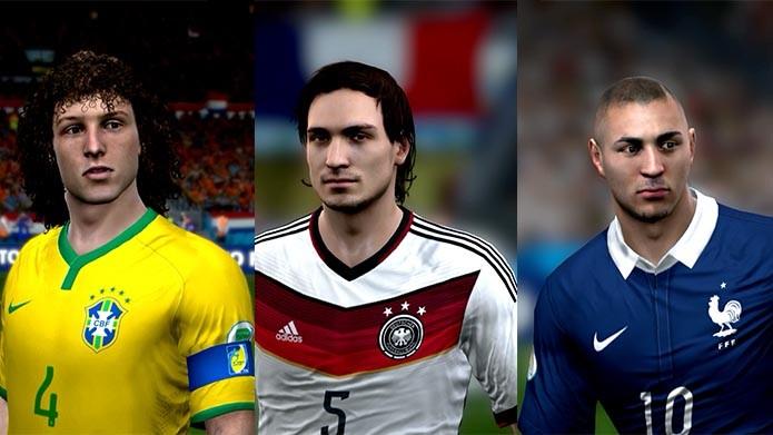 Fifa 14  confira a seleção da Copa do Mundo no Ultimate Team (Foto  0b0f29b4b15bf