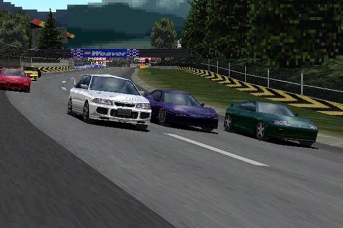 Gran Turismo trouxe simulação e realismo para os consoles (Foto: Reprodução/GameZone)