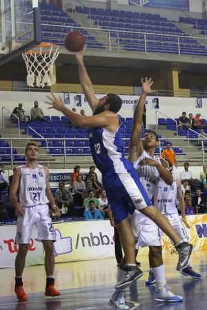 Minas x Macaé - playoffs NBB 2014/15 (Foto: Raphael Bózeo / Macaé Basquete)