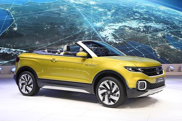 Volkswagen T-Cross Breeze (Foto: Newspress)