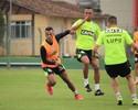 Figueirense se reapresenta, e João Vitor é liberado para voltar a treinar