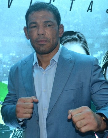 Rodrigo Minotauro (Foto: Marcelo Barone)