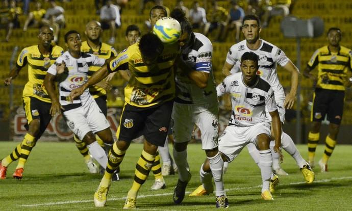 Novorizontino x Independente pela Série A3 do Campeonato Paulista (Foto: Wiliam Lima / Novorizontino)