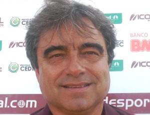 Pedro Soares, gerente de futebol da Desportiva Ferroviária (Foto: Divulgação/Desportiva Ferroviária)