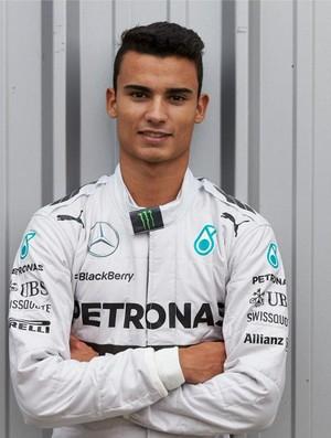 BLOG: Mercedes próxima de anunciar Wehrlein