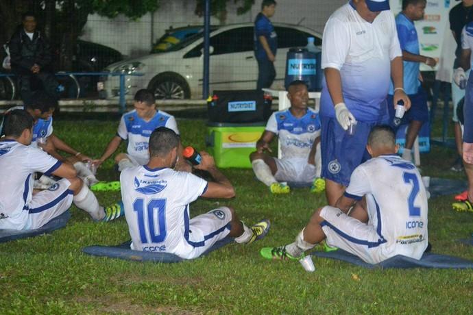 Parnahyba x Flamengo-PI - Campeonato Piauiense (Foto: Didupaparazzo)