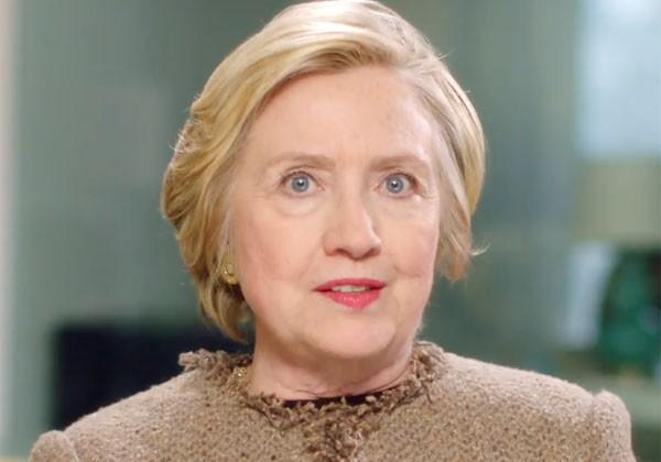 Hillary Clinton (Foto: Reprodução)