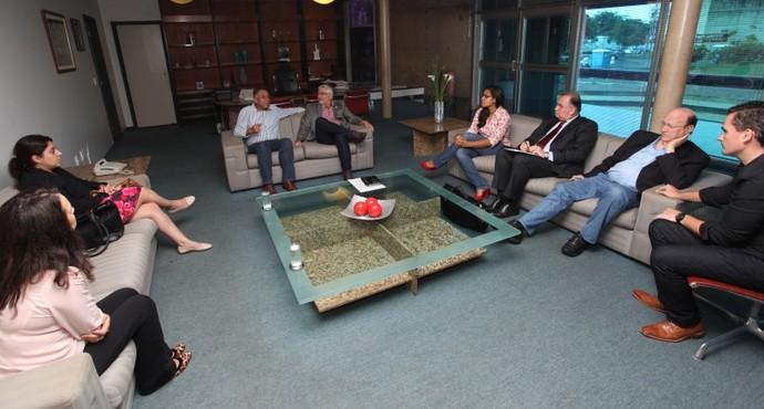 Uberlândia ainda negocia chance de receber Mundial de Handebol (Foto: Divulgação/PMU/Secom)