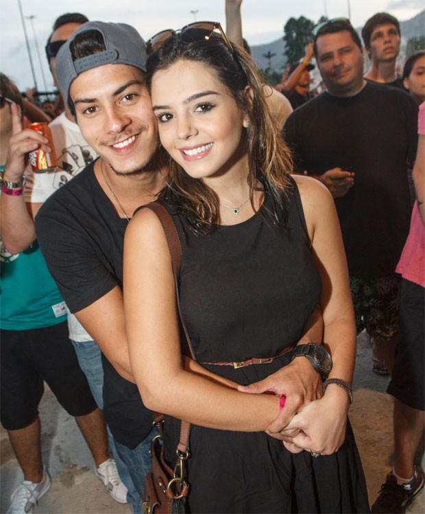 Arthur Aguiar e Giovanna Lancellotti (Foto: Marcos Samerson / Agência We Love Photo/ Divulgação)