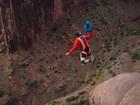 Morador de Santa Catarina morre em salto de base jump na Noruega