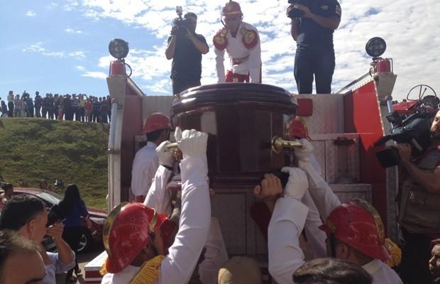 cortejo, Goiânia, Caixão, Goiás, Cristiano Araújo