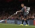 Uefa abre processo disciplinar contra Arsenal e Bayern após protestos