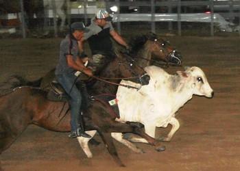 Vaquejada é reconhecida como atividade esportiva e cultural em RR (Foto: Leo Costa)