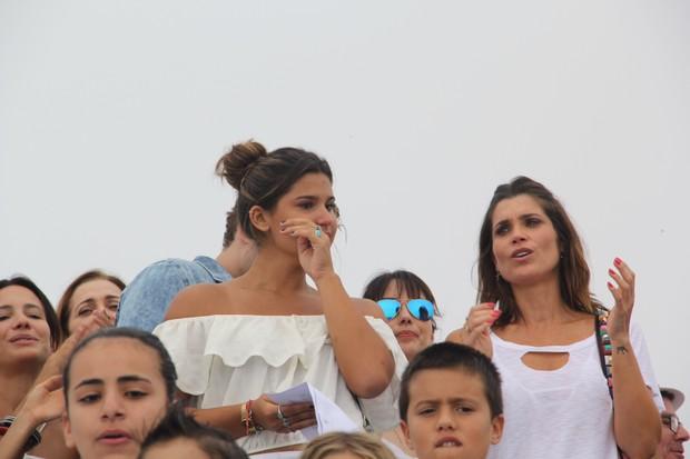 Giulia Costa e Flávia Alessandra (Foto: Wallace Barbosa / AgNews)