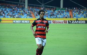 Magno Cruz tem lesão confirmada e desfalca o Atlético-GO contra o CRB