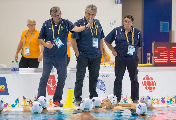 Ratko Rudic polo aquático (Foto: Jonne Roriz/Exemplus/COB)