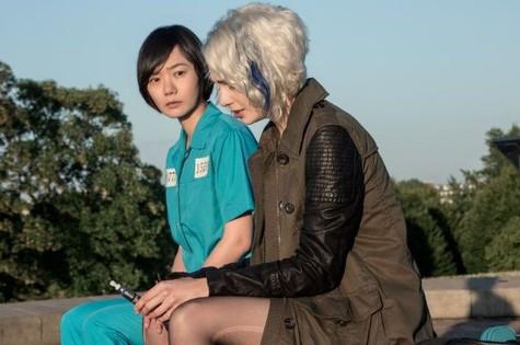 Tuppence Middleton e Doona Bae em cena de Sense8 (Foto: Divulgação)