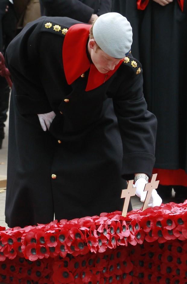 Príncipe Harry (Foto: Reuters / Agência)