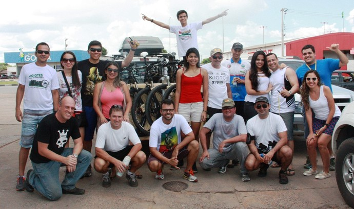 Mountain Bike (Foto: Divulgação)