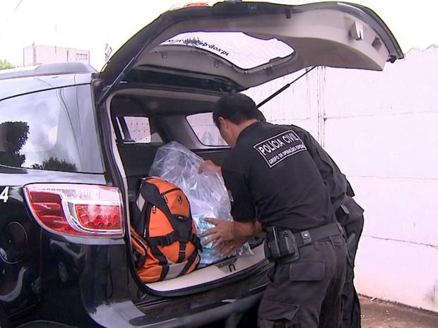 Polícia Civil realizou mandados de busca e apreensão em 17 prefeituras paulistas (Foto: Cláudio Oliveira/EPTV)