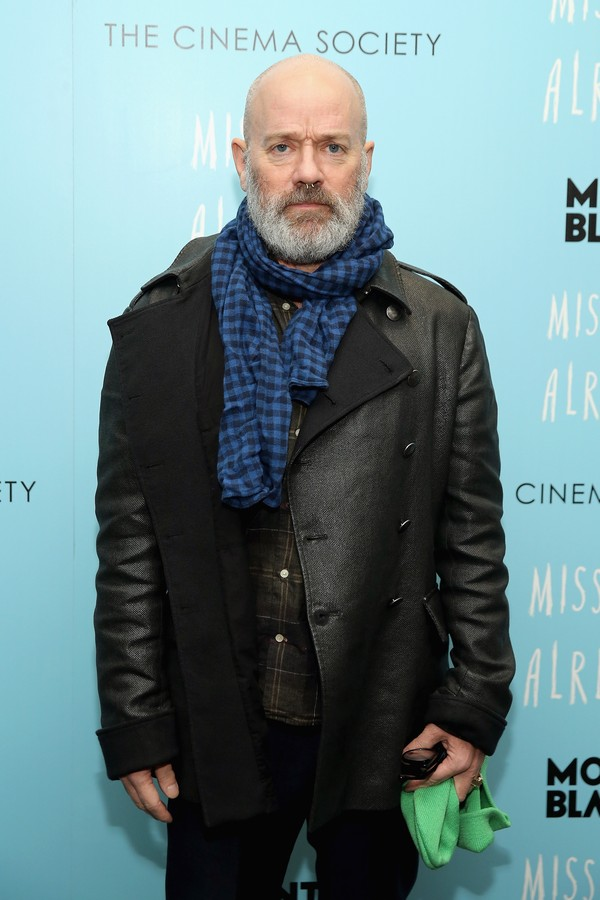 O cantor Michael Stipe (Foto: Getty Images)