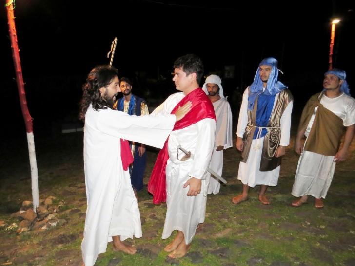 Paixão de Cristo Fernando de Noronha 3