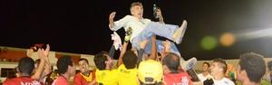 Presidente do Globo FC festeja título da Copa FNF e mira Estadual (Alcivan Costa/Gazeta do Oeste)
