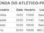 """""""Para-raio"""", Autuori elogia os jovens do Atlético-PR e aguarda vitória ao natural"""