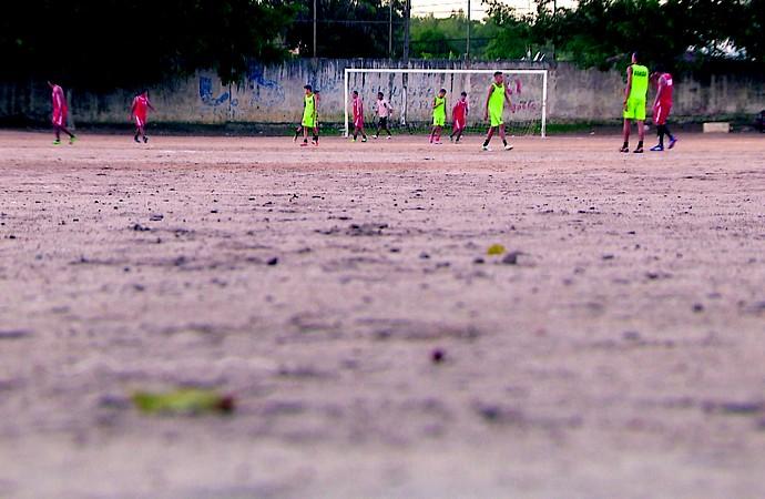 Treino do Femar (Foto: Reprodução / TV Cabo Branco)